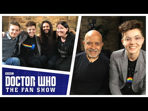 LGBTQ In The Worlds Of Doctor Who | Doctor Who: The Fan Show