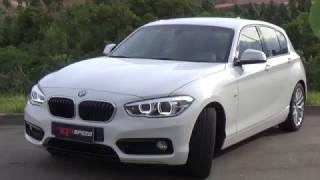BMW 120i   Canal Top Speed