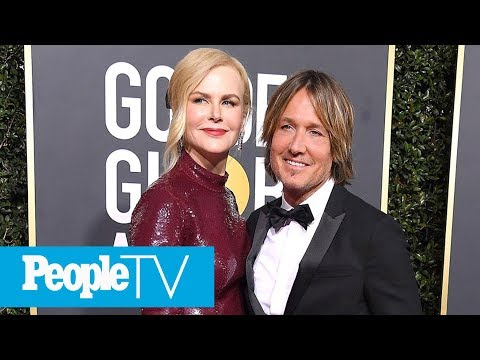 Jason Hurst - Nicole Kidman Says She Wishes She Had More Kids With Keith Urban