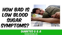 hqdefault - Low Blood Sugar Diabetic Coma