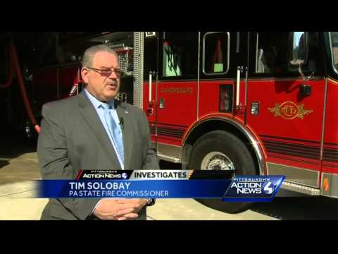 Action News Investigation: Pennsylvania does not require volunteer firefighters to be trained