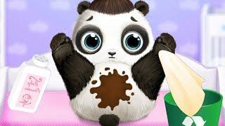 Fun Baby Animal Care Kids Game - Panda Lu Baby Bear Care 2 - Babysitting Pet Care Games By TutoTOONS