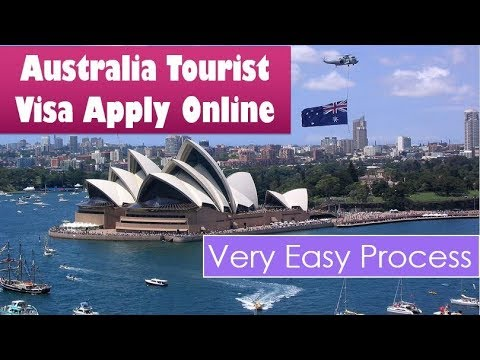 How to Get Australian Tourist Visa From India | Online Step By Step