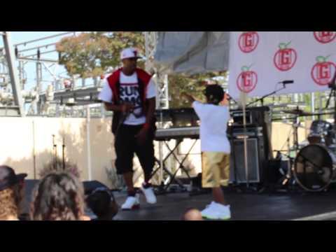 Papa Jay Performing Live