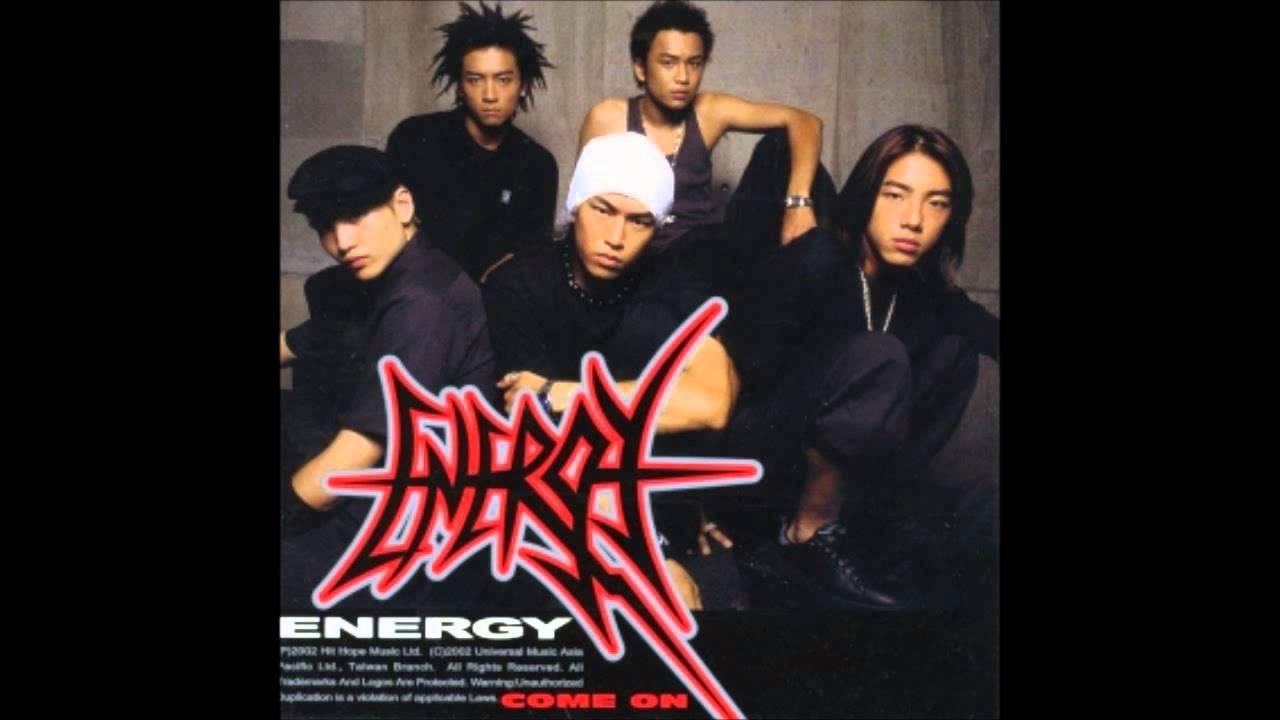 Energy【第二次愛上你】HQ