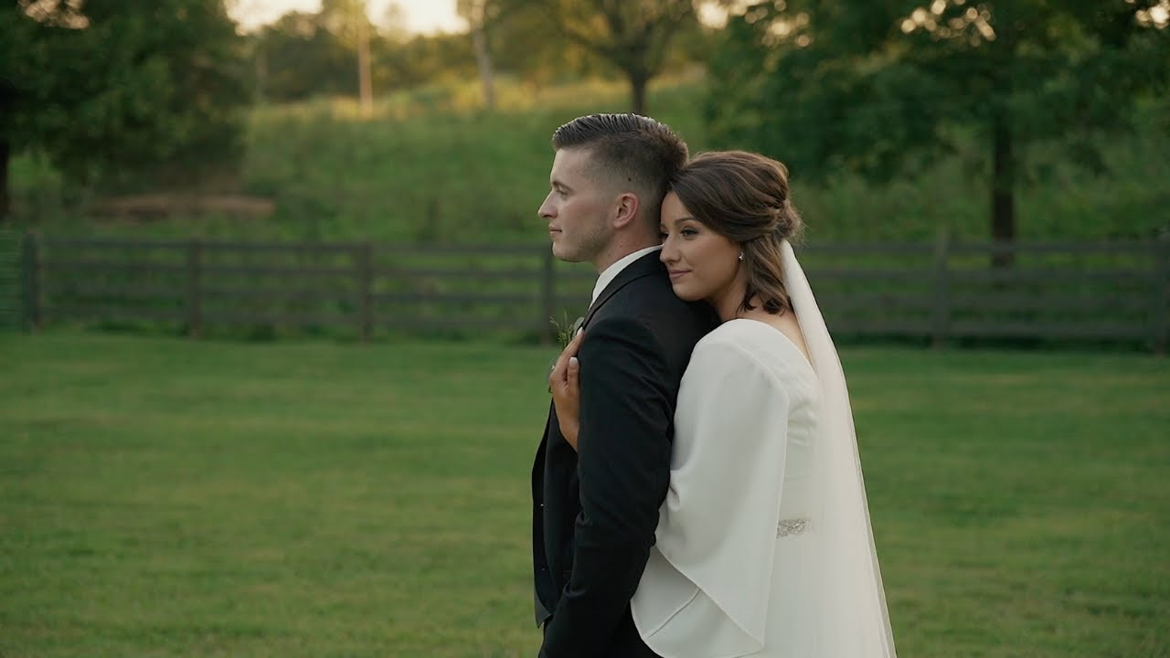 Bodock Farms Wedding | Lexington Wedding Video| Inspirational Love