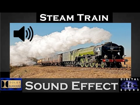 steam engine sound effect(old train sounds) | Doovi