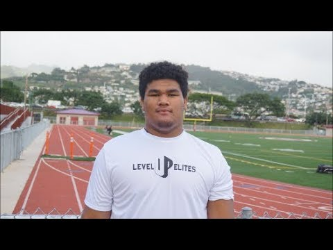 Sama Paama- Level Up Elites Hawaii Showcase 2018