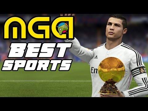 Best Sports - Mobile Game Awards 2015 HD - Android - IOS