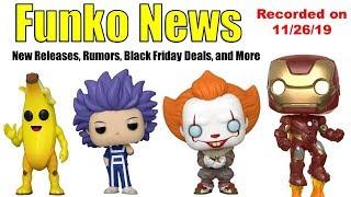 Funko News - November 26, 2019