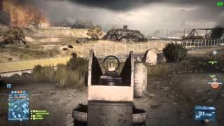 EVGA GTX 960 SSC Battlefield 3 Multiplayer Ultra Max Settings 1080p Benchmark