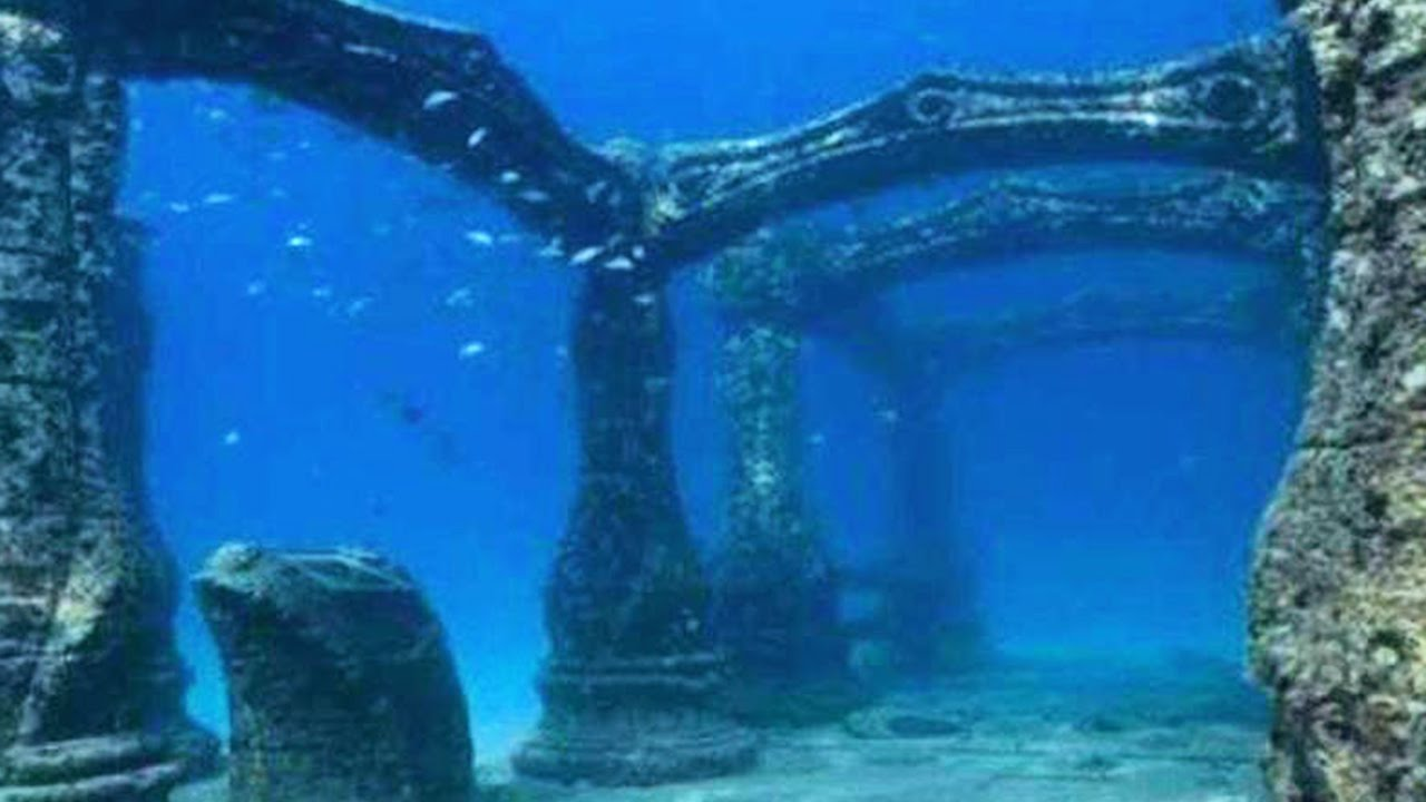 Top 5 Mind Blowing Underwater Cities Youtube