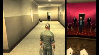 Hitman Blood Money - За кулисами - бесшумный убийца.wmv