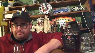 Brown Liquor Reviews - 37 - Crown Royal Black - 45% abv (90proof)