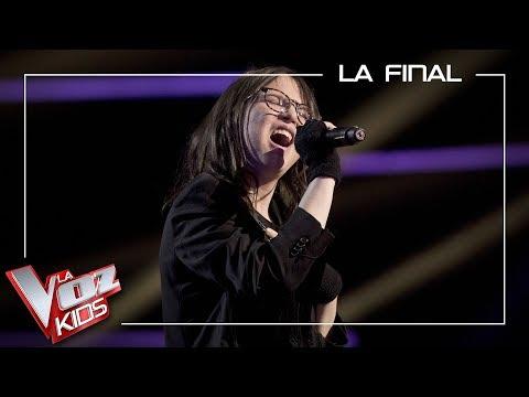 sofía-esteban---killing-me-softly- -the-final- -the-voice-kids-antena-3-2019