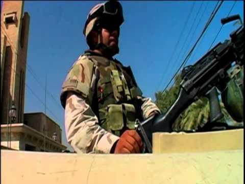 Civil Affairs Iraq clip 3