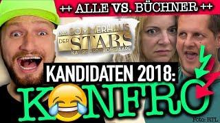 Sommerhaus der Stars 2018! ZOFF mit Jens & Daniela Büchner ⚡ALLE Kandidaten 😂(Patricia, Micaela)
