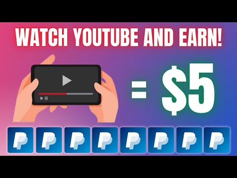 Make $5 Every Time You Watch YouTube   Make PayPal Money Online 2021