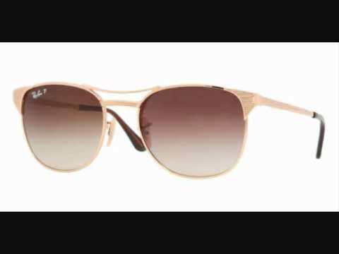 b7ed862e9df6a Ray-Ban Signet Sunglasses RB3429 - YouTube