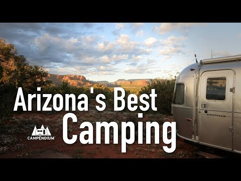 20+ of Arizona's Best Camping Destinations for RVers