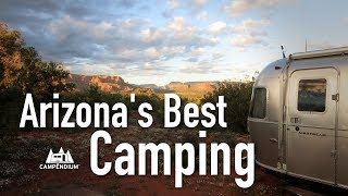 Arizona's Best RV Camping Destinations