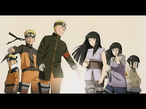 AMV Naruto The Last | Naruto & Hinata | My Escape