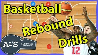 Basketball Rebound Tryout Drills For Youth