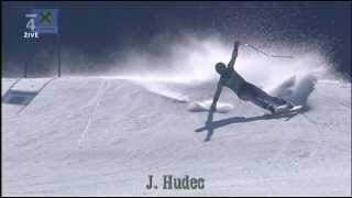 Schladming 2012 - World Cup Final - Downhill best moments