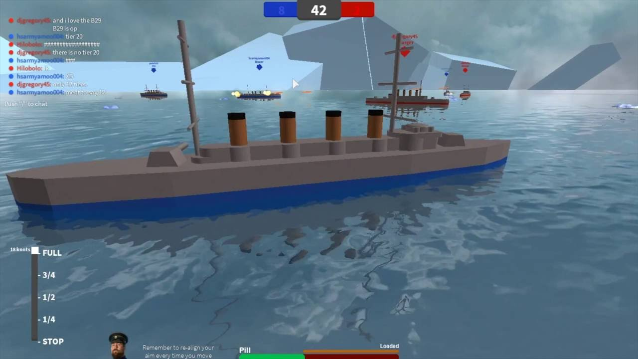 Roblox Warships Alpha 1 2 0 First Look Playaround Youtube - roblox warships premium showcase 1 by jyxirev