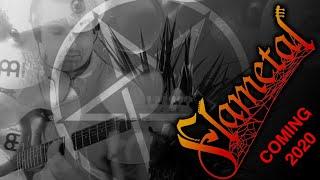 New FLAMETAL promo - Flamenco Metal - Ben Woods - Nylocaster