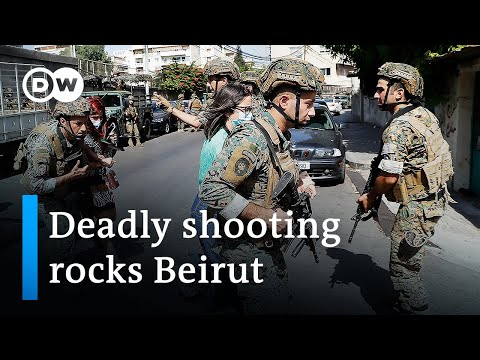 Lebanon: Deadly clashes erupt in Beirut amid blast probe protests | DW News