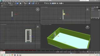 3Ds Max Урок 4: Импорт объектов, материалы