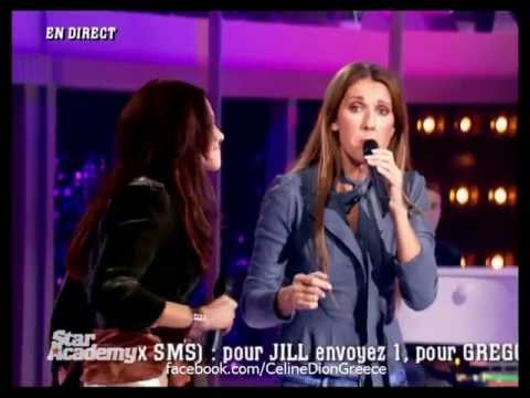 Celine Dion - On Ne Change Pas (Live)