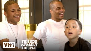 Best of The Harris Family Competitions | T.I. & Tiny: Friends & Family Hustle