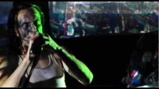 Skinny Puppy - Shore Lined Poison (Budapest 2010)