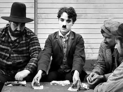 Charlie Chaplin playing game crazy video- The Immigrant streaming vf