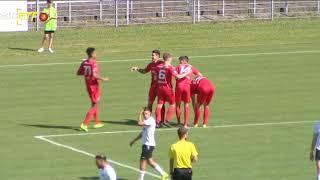 RTF.1-Sportmagazin: Fußballoberliga - SSV Reutlingen vs. FC 08 Villingen