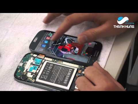Thay mặt kính Samsung Galaxy S5 giá rẻ