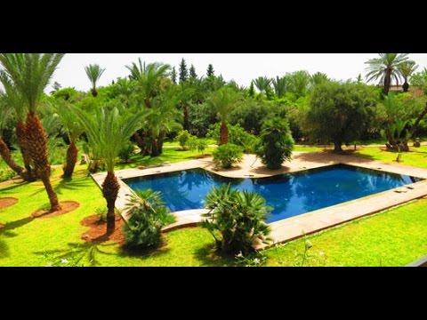Villa 1 hectare/Palmeraie : immo-marrakech4seasons