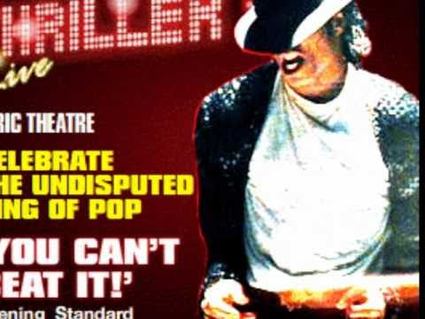 Michael Jackson Thriller Live ticket offer