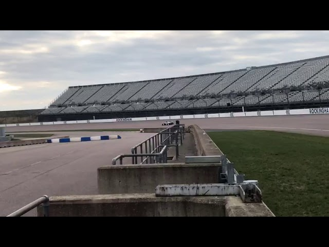 Revolution 'rocking' the banking at Rockingham