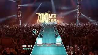 My Songs Know What You Did in the Dark - Fall Out Boy Expert Guitar Hero Live 100% FC