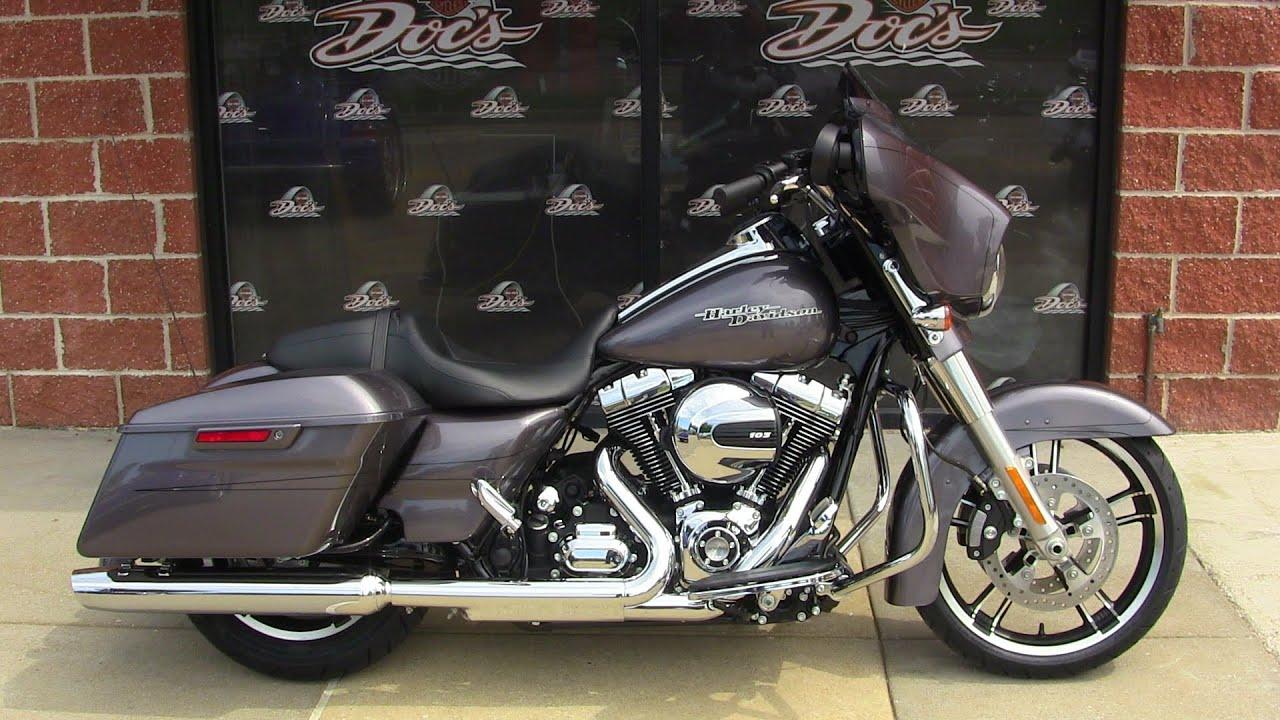 Harley Davidson Street Glide Special Black