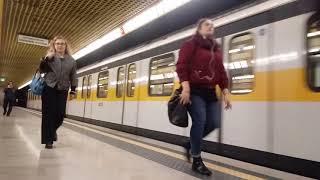 M3 Metropolitana gialla ad alta frequenza