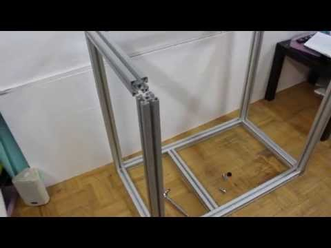 Aluminum Stand for Aquariums