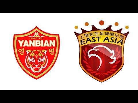 Round 17 - Yanbian vs Shanghai East Asia FC