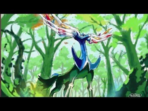 Xerneas Pokemon