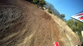 Motocross Κολλιακος Λουτρακι