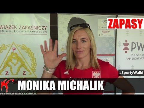 Monika Michalik zdementowała chęć startów w MMA