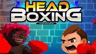 Head Boxing Android/iOS - 2 Player Fighting Games ᴴᴰ